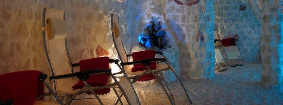 Baby-friendly solná  jeskyně Hnězdenská