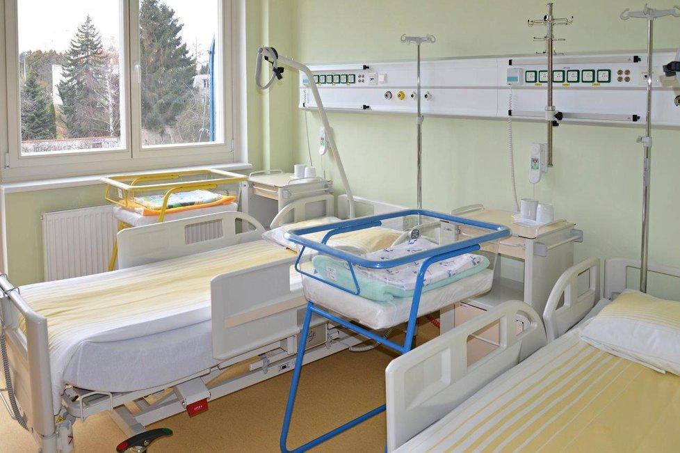 Novorozenecké oddělení – Thomayerova nemocnice