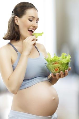 Stravování v těhotenství