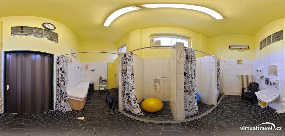 Porodní sál Thomayerova nemocnice