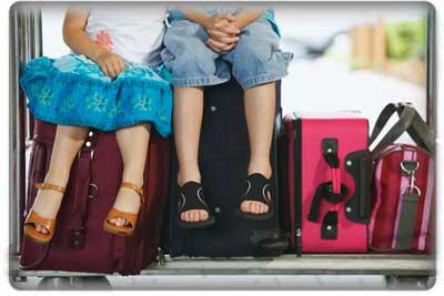 Cestování s dětmi – ano či ne?